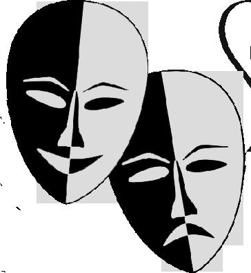 Рисунок к роману Прогрессирующая шизофрения - А.Треффер